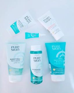 Cura Y Previene Acné Pure Skin - mL a $189