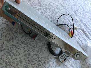 Reproductor De Dvd Bgh Feelnology Modelo Bd701x