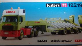 Kibri Caminhão Man 1/87 Em Pastico Aproveite!!!