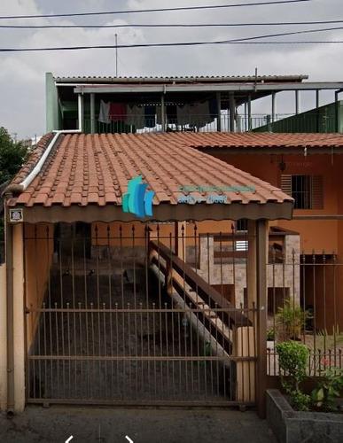 Casa A Venda No Bairro Jardim Artur Alvim Em São Paulo - - 676-1