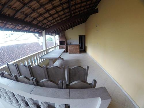 Sobrado Com 3 Dormitórios Sendo 2 Suítes À Venda, 240 M² Por R$ 600.000 - Ocian - Praia Grande/sp - So0409