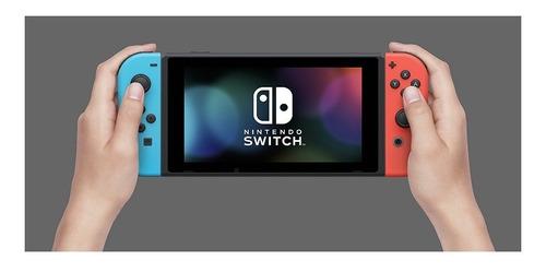 Nintendo Switch Neon Nueva Versión +juego Escoger+ Garantía