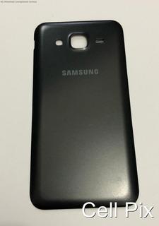 Tampa Traseira Galaxy J5 J500 J500m Retirado Nova