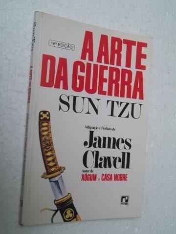 * Livro A Arte Da Guerra - Sun Tzu - James Clavell