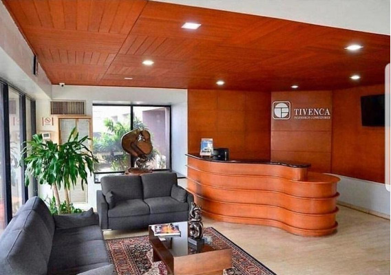 Oficina Comercial En Venta Tierra Negra Maracaibo