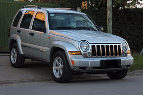 Jeep Cherokee Limited 3.7 At 4x4 2007 118.000 Kms Impecable!