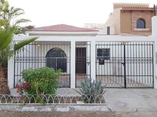 Casa En Venta, Calle A Fracc. El Carrizal. La Paz, B.c.s.