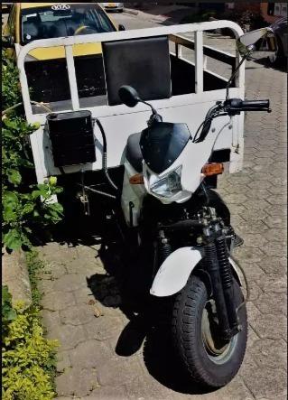 Motocarro Ayco 250 Cc