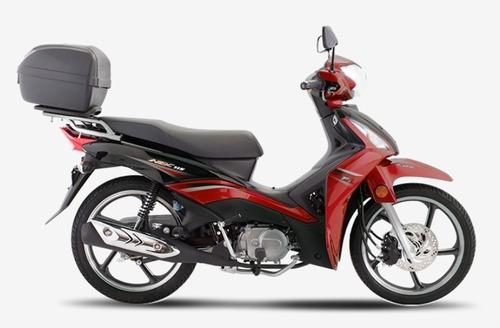 Haojue Nex 115cc Fi 21/22 0km. 6 Cores Disponíveis.