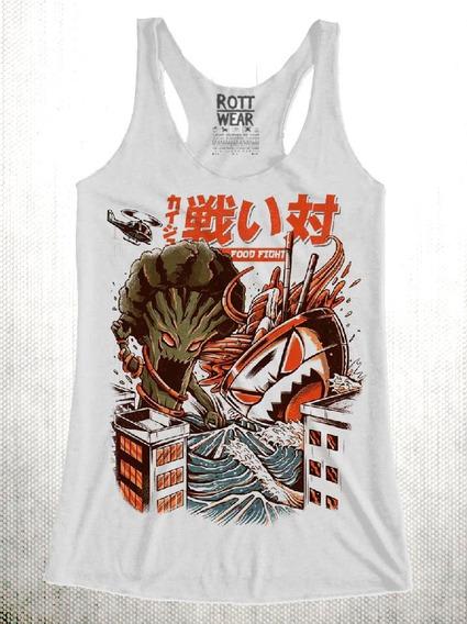 Guerra De Comida Tank Top Rott Wear