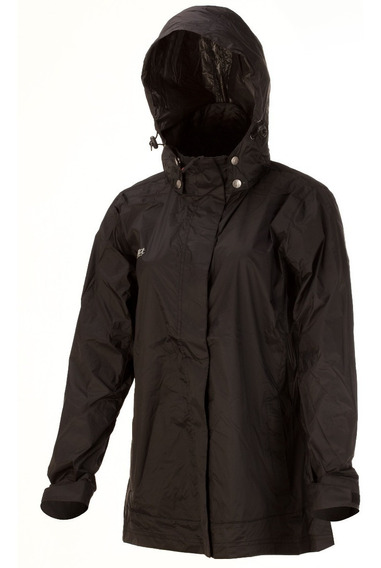 Campera Mujer Impermeable Nexxt Performance Alluvial