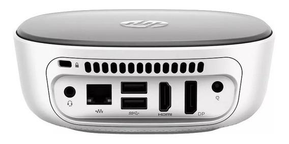 Desktop Hp Pavilion 300 - 201br Mini I3-5005 4gb 500gb W10