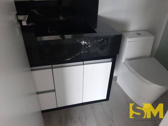 Apartamento Com 2 Dormitórios Para Alugar, 57 M² Por R$ 1.700,00/mês - Bom Retiro - Joinville/sc - Ap0107