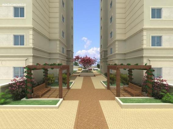 Apartamento Para Venda Em Mogi Das Cruzes, Mogi Moderno, 3 Dormitórios, 1 Suíte, 2 Banheiros, 2 Vagas - 2233