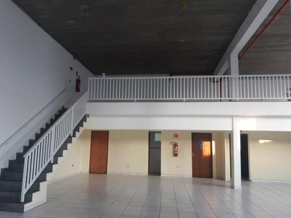 Galpão Comercial Para Locação, Ayrosa, Osasco - Ga0193. - 3906