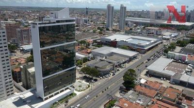 Sala Comercial Para Locação, Lagoa Nova, Natal - Sa0023. - Sa0023