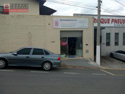 Sala Para Alugar Avenida Movimentada - Jardim Planalto - Valinhos/sp - Sa0027