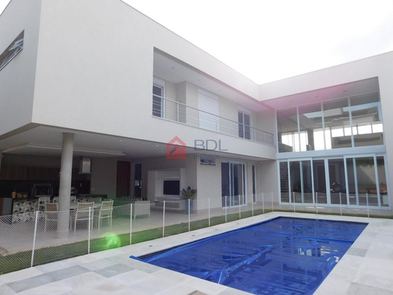 Casa À Venda Em Alphaville - Ca001455
