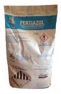 Para Uso Agrícola Sulfato De Cobre Saco 25 Kilos