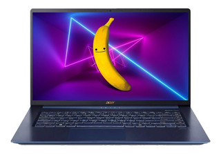 Notebook Acer Swift 5 Intel I5 Ssd 256 8gb Ultra Liviana