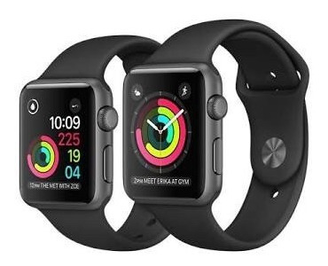 Relogio Apple Watch Séries 3 42 Mm Lacrado Na Caixa