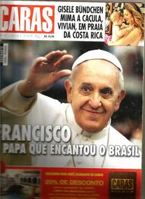 Revista Caras 1030-2013 - Papa Francisco - Gisele Bundchen