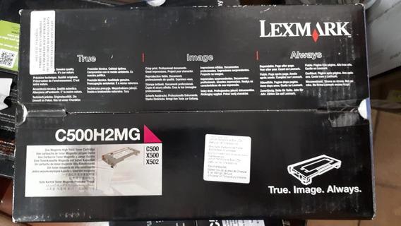 Toner Lexmark C500