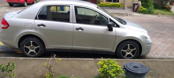Vendo Nissan Tiida 2016