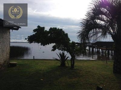 Terreno Residencial À Venda, Centro, Imbé. - Te0102