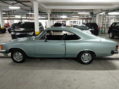 Opala 2.5 Coupe 4cc 1982 Antigo