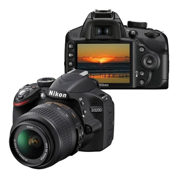Manual Para Manutenção De Camera Nikon Dslr D3200