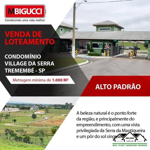 Condomínio Village Da Serra Tremembé/sp - Abt0031