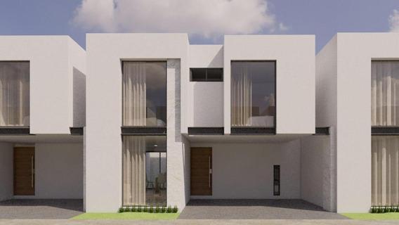 Casas En Preventa En Santiago Momoxpan Cerca A Pza. Explanada