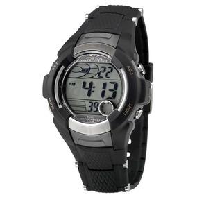 Relógio Masculino Digital Cosmos Os41280t - Preto
