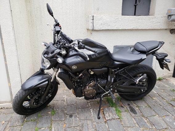 Yamaha Mt 07 2018 Só 2.900 Km Rodado Moto Nova