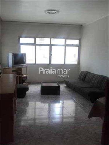 Imagem 1 de 15 de Apartamento 2 Dorm    1 Vaga   130 M²   Itararé I São Vicente - 1136