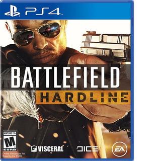 Battlefield Hardline Ps4 Nuevo Y Sellado Formato Fisico
