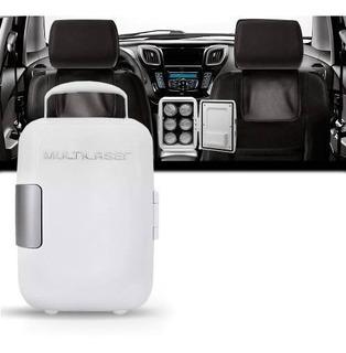 Mini Geladeira Portátil Multilaser Aquece Refrigera 110v 12v