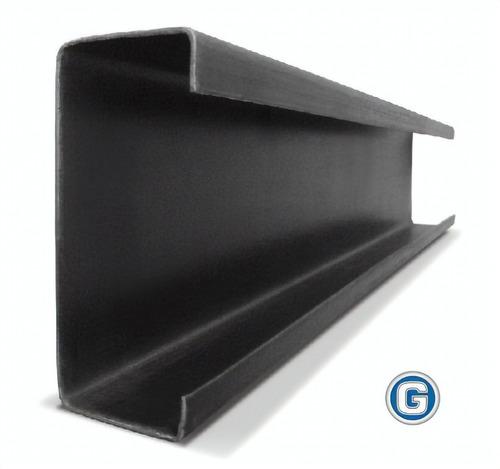 Perfil C Chapa Negra De 80 X 40 X 15 X 2 Mm 6 Mt Gramabi Correas Techo Tubo Estructural Viga Cabreadas Entrepiso