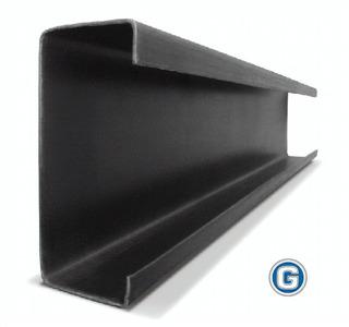 Perfil C Chapa Negra De 80 X 40 X 15 X 1,6 Mm 6 Mt Gramabi Correas Techo Tubo Estructural Viga Cabreadas Entrepiso