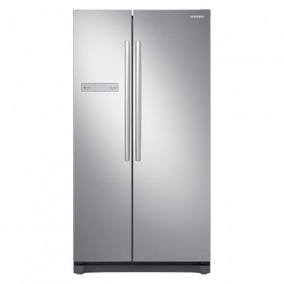 Refrigerador Samsung Side By Side Rs54n3003slzs 566 Lt