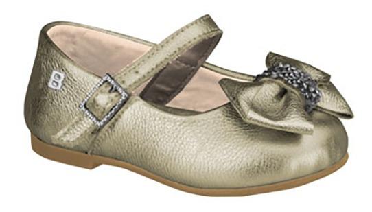 Zapatos De Fiesta Lazo Bebes Niñas Bibi