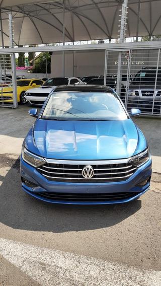 Volkswagen Jetta 1.4 T Fsi Highline Tiptronic 2019 Azul.
