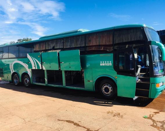 Ônibus Marcopolo O400 Rsd Rodoviário - 98/98 Vidro Colado