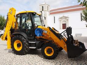 Retroescavadeira Case 4x4 New Turbo 0km