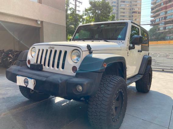 Jeep Wrangler 3.6 Sport 4x4 2014