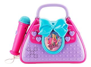 Nickelodeon Jojo Siwa Canta Microfono Musica Incorporada