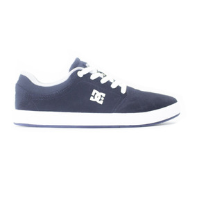 Tenis Dc Shoes Crisis La Azul/cinza Adys100029l5ng Original