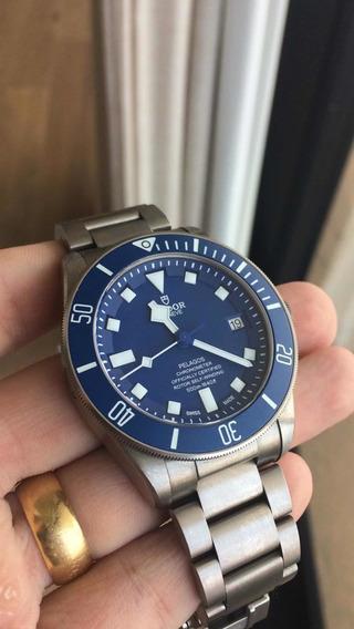 Relógio Tudor Pelagos In House 42mm Titânio Completo Rolex