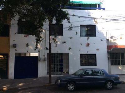 Edificio Ideal Para Oficinas Con Uso De Suelo Comercial En Venta En Claveria, Azcapotzalco, Cdmx.